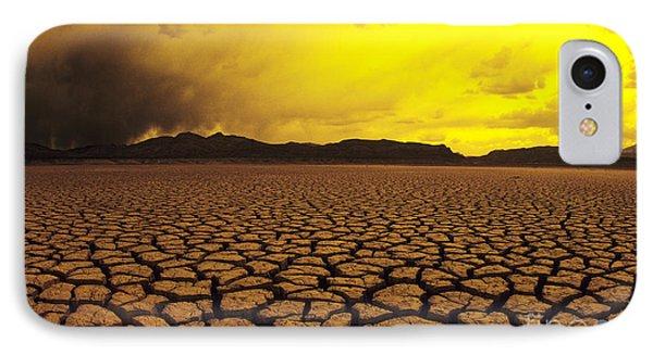 El Mirage Desert Phone Case by Larry Dale Gordon - Printscapes