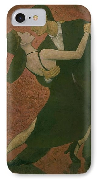 El Tango IPhone Case by Steve Mitchell