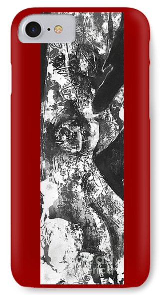 Elder IPhone Case by Carol Rashawnna Williams