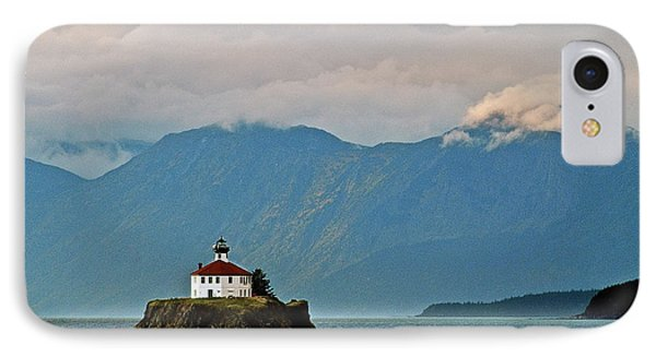 Eldred Rock Lighthouse Skagway IPhone Case