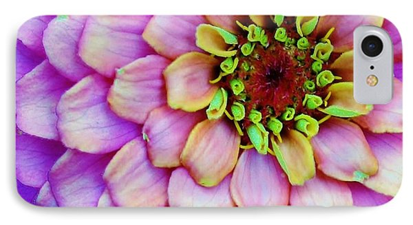 Electrifying Zinna IPhone Case by Bruce Bley