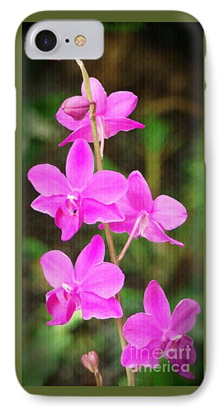 Elegance In Nature Phone Case by Sue Melvin