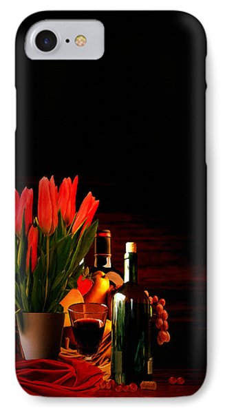 Elegance IPhone Case by Lourry Legarde