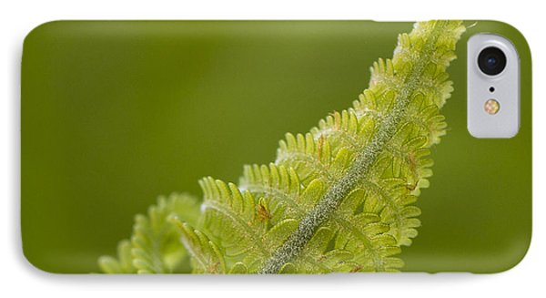 Elegant Fern. IPhone Case