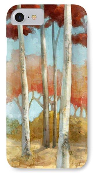 Elegantredforest IPhone Case
