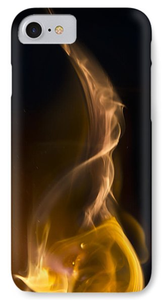 IPhone Case featuring the photograph Elemental's Universe by Steven Poulton
