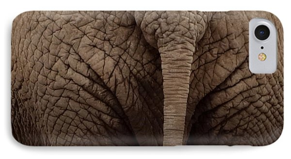 Elephant Tail IPhone Case