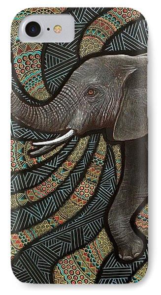 Elephant Zen IPhone Case
