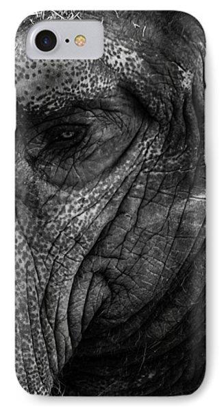 Elephants Eye IPhone Case