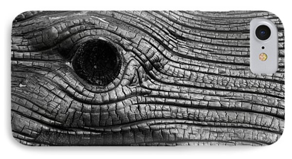 Elephant's Eye IPhone Case