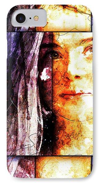 Eliannah IPhone Case by Gary Bodnar