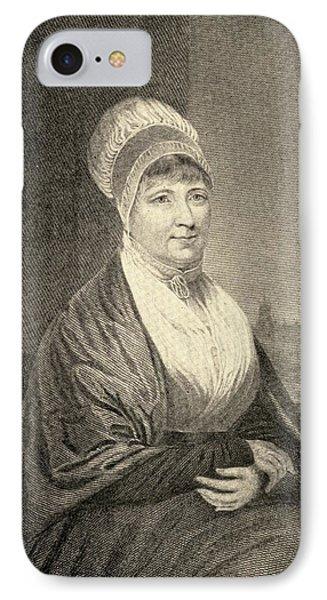 Elizabeth Fry, 1780-1845. English IPhone Case
