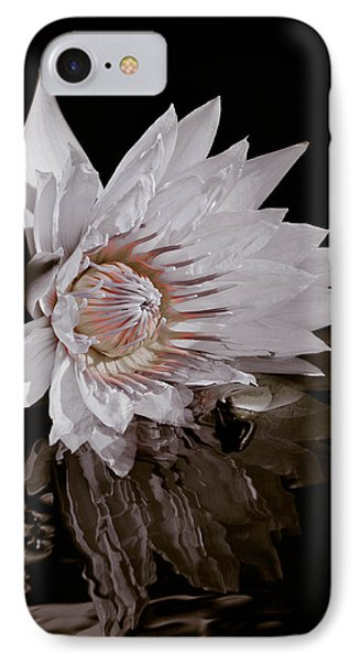 Elizabeth's Lily IPhone Case by Trish Tritz