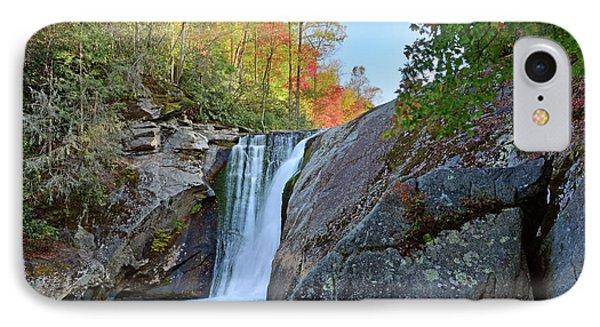 Elk River Falls IPhone Case