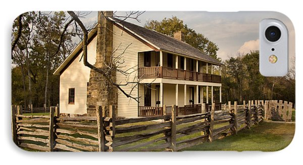 Elkhorn Tavern IPhone Case by Lana Trussell
