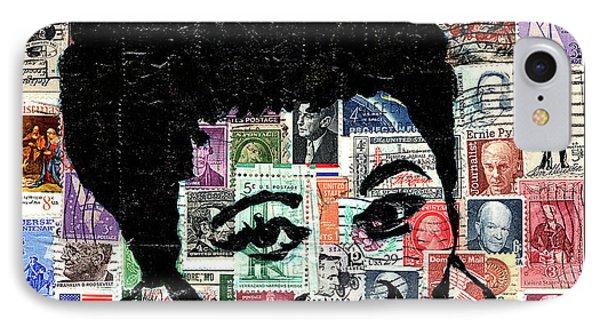 Lady Ella Fitzgerald IPhone Case by Everett Spruill