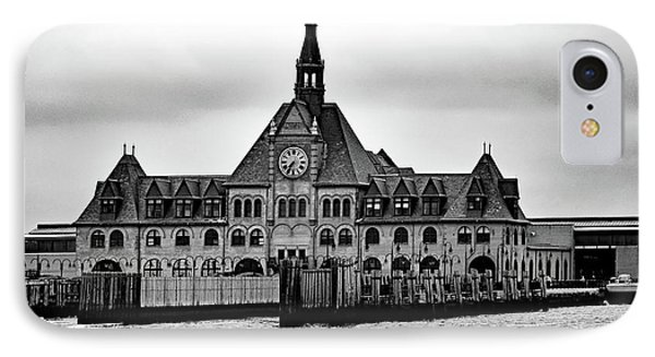 Ellis Island No. 49-3 IPhone 7 Case by Sandy Taylor