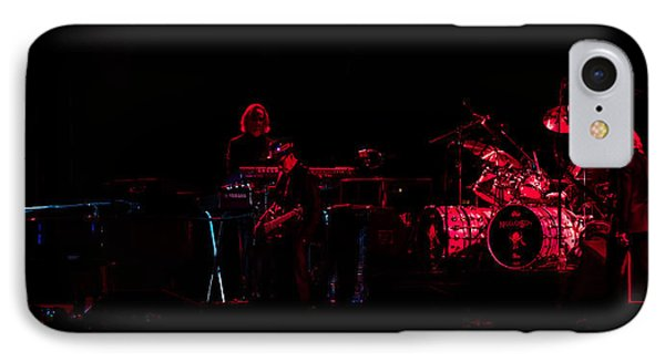 Elton John And Band In 2015 IPhone Case by Chris Cousins