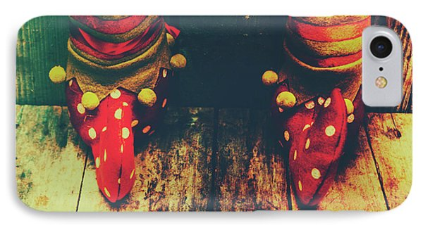 Elves And Feet IPhone Case