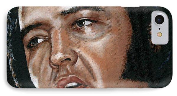 Elvis 24 1975 Phone Case by Rob De Vries