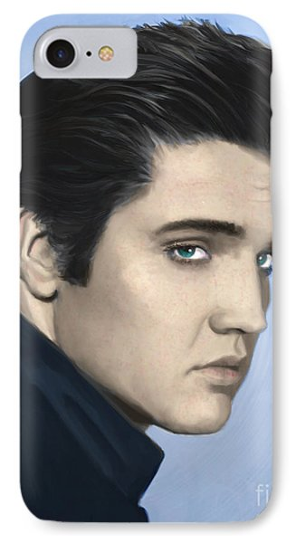 Elvis IPhone Case by Paul Tagliamonte