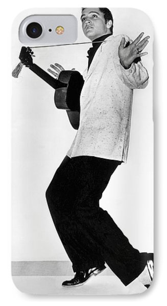 Elvis Presley In 1956 IPhone Case