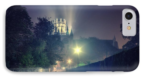 Ely Cathedral - Night IPhone Case