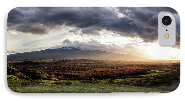 Elysium IPhone Case by Giuseppe Torre
