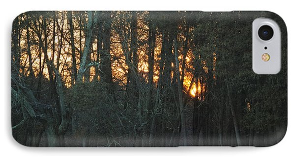 Embers Of The Waking Sun IPhone Case