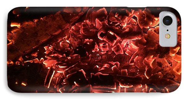Embers On The Bay IPhone Case