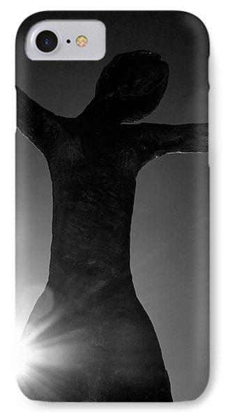 Embrace Phone Case by Lisa Knechtel