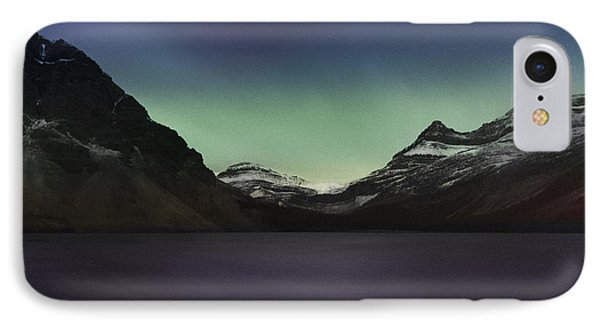 Emerald Lake By Night IPhone Case