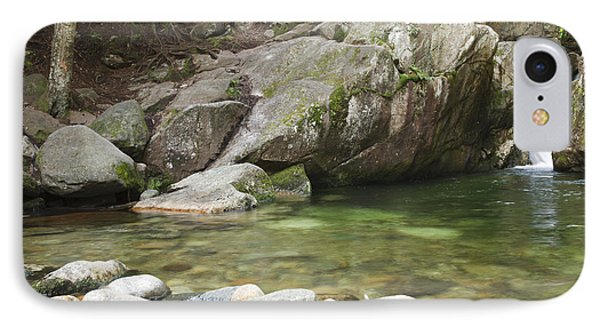 Emerald Pool - White Mountains New Hampshire Usa Phone Case by Erin Paul Donovan