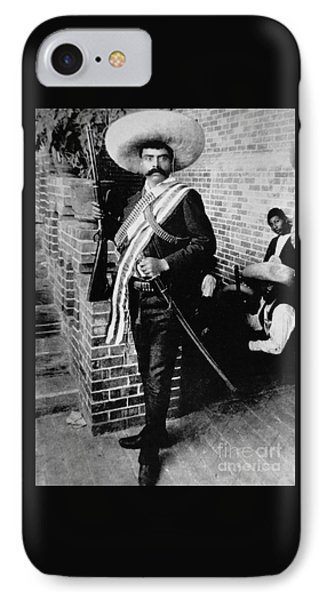 Emiliano Zapata IPhone Case by American School