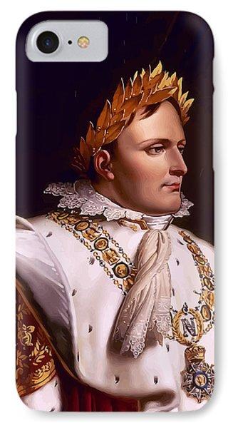 Emperor Napoleon Bonaparte  IPhone Case