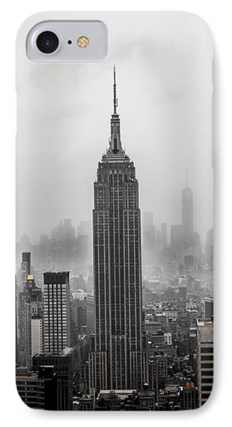 Empire IPhone Case by Martin Newman