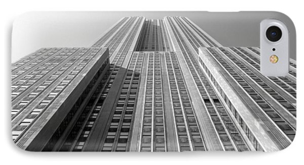 Empire State Building Phone Case by Mike McGlothlen