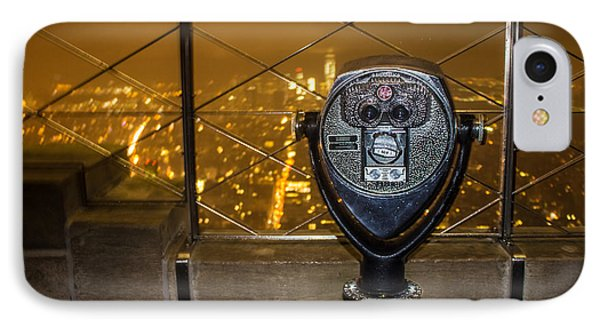 Empire State View IPhone Case by Martin Newman