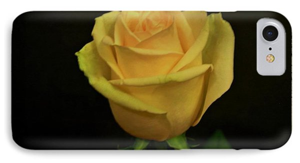 IPhone Case featuring the photograph Empress Rose by Marsha Heiken