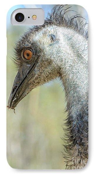 Emu 3 IPhone 7 Case