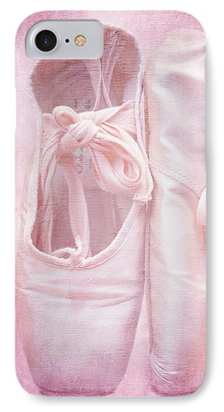 En Pointe IPhone Case by Iryna Goodall