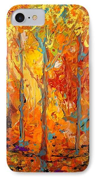 Enchanted IPhone Case by Alan Lakin