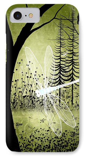 Enchanted Phone Case by Charlene Zatloukal