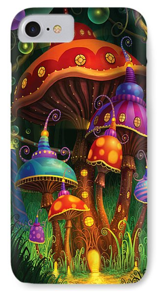 Enchanted Evening IPhone Case by Philip Straub