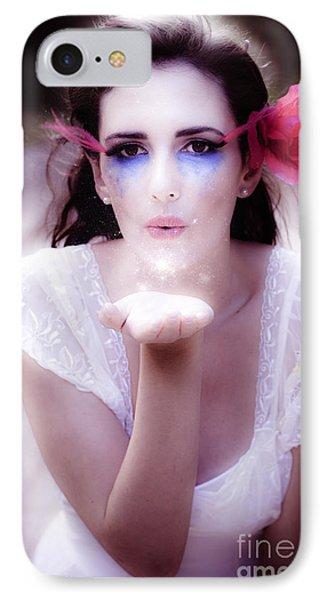 Enchanted Fairy Kisses IPhone Case