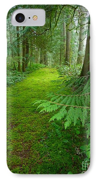 Enchanted Forest IPhone Case by Patricia Strand