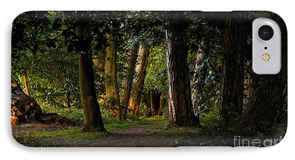 Enchanted  IPhone Case by Gary Bridger