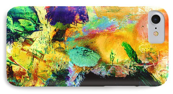 Enchanted Reef #306 Phone Case by Donald k Hall