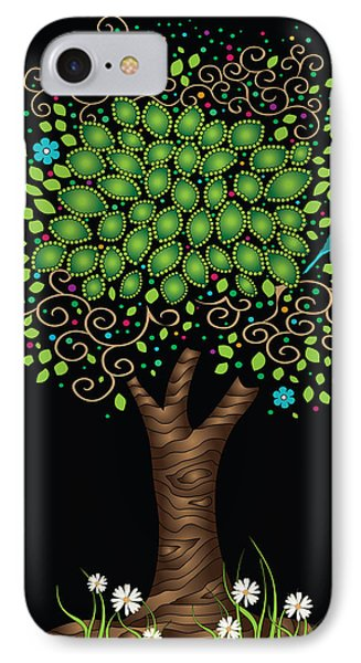 Enchanted Tree IPhone Case by Serena King