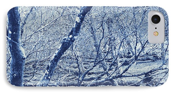 Enchanted Wood IPhone Case by Tin Lid Photography